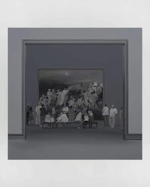 In the Museum 2020(in the moonlight)